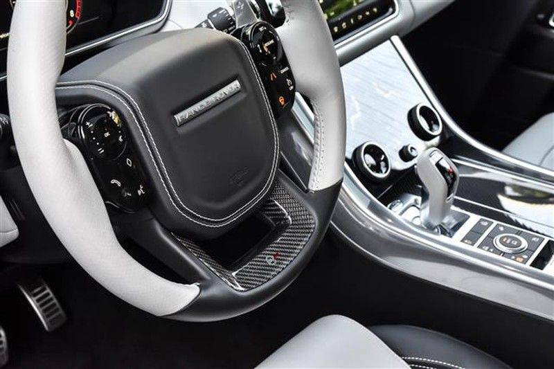Land Rover Range Rover Sport 5.0 SVR CARBON+HEADUP+ACC+TR.HAAK NP.265K afbeelding 24