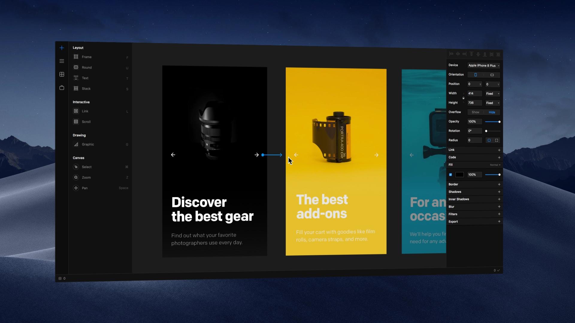 Interactive Design Tool Framer Ipad 3 Logic Board Diagram Try X Watch Video