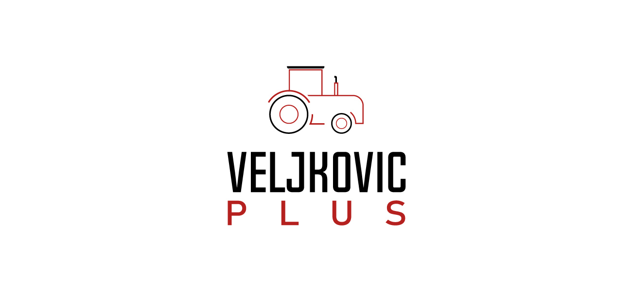 Logo Design Veljkovic Plus