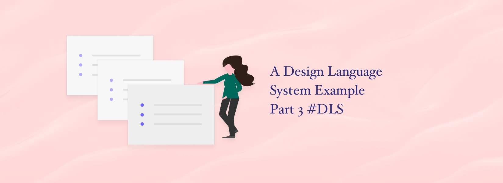 A Design Language System Example Part 3 #DLS
