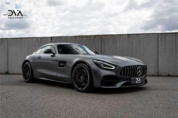Mercedes-Benz AMG GT C Carbon/Pano/burmester/Magno