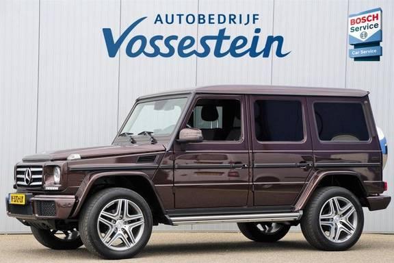 Mercedes-Benz G-Klasse 350 D / Grijs kenteken / Ex. BTW / NL-Auto / 68dkm NAP / Camera / Trekhaak / Climate / Cruise