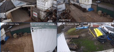 Mobile CCTV Tower Unit – Stevenage