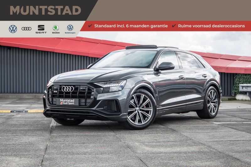 Audi Q8 4.0 TDI SQ8 quattro | 435PK | Sportdifferentieel | B&O | Alcantara hemel | Assistentiepakket Tour & City | Vierwielbesturing afbeelding 25