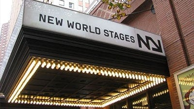 New World Stages front