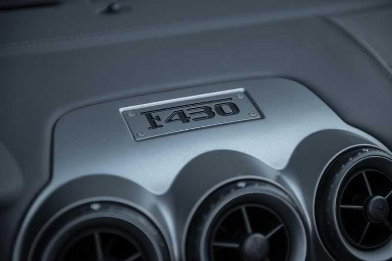 Ferrari F430 4.3 V8 Spider F1 Daytona Seats afbeelding 25