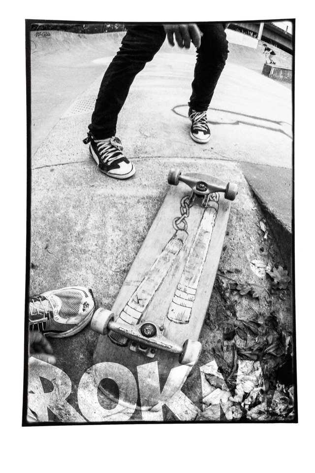 Fumes - Nixon Park - photo by ROKMA