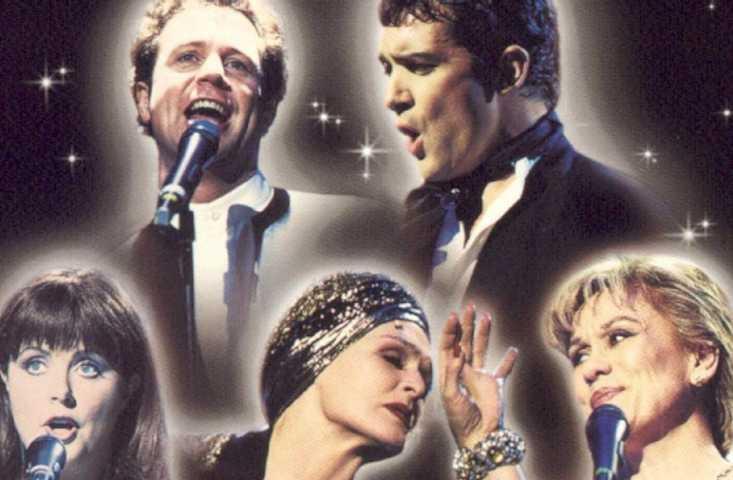 Andrew Lloyd Webber's Royal Albert Hall Celebration
