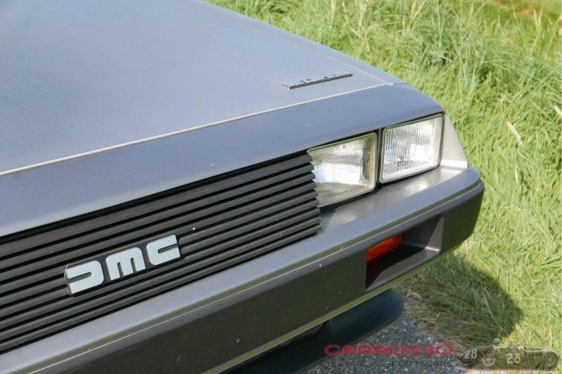 DeLorean DMC De Lorean DMC-12 5 speed M/T  low 10.877 miles afbeelding 13