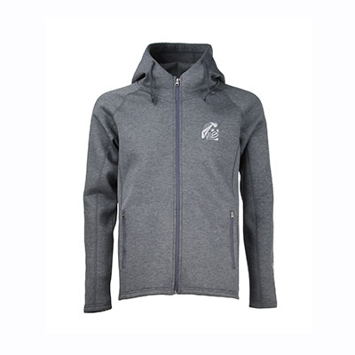 Warm stretchy hoodie