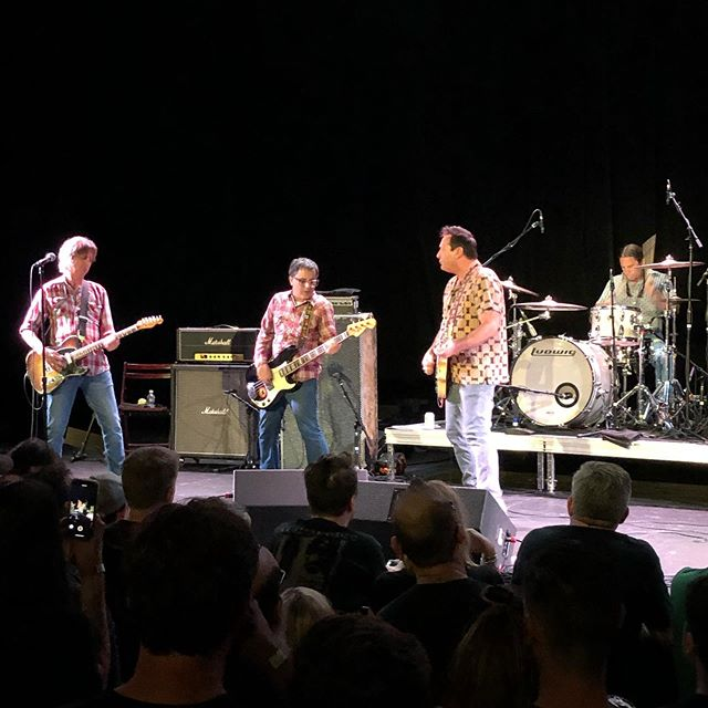 Hot Snakes, Oriental Theater, Denver, CO, 2019