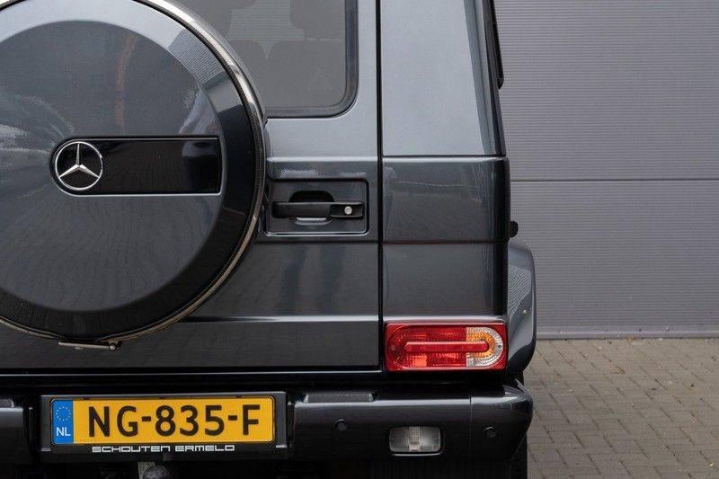 Mercedes-Benz G-Klasse 350 D 245pk Sportpakket Schuifdak Distronic Stoelventilatie afbeelding 17