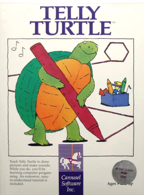 telly turtle box