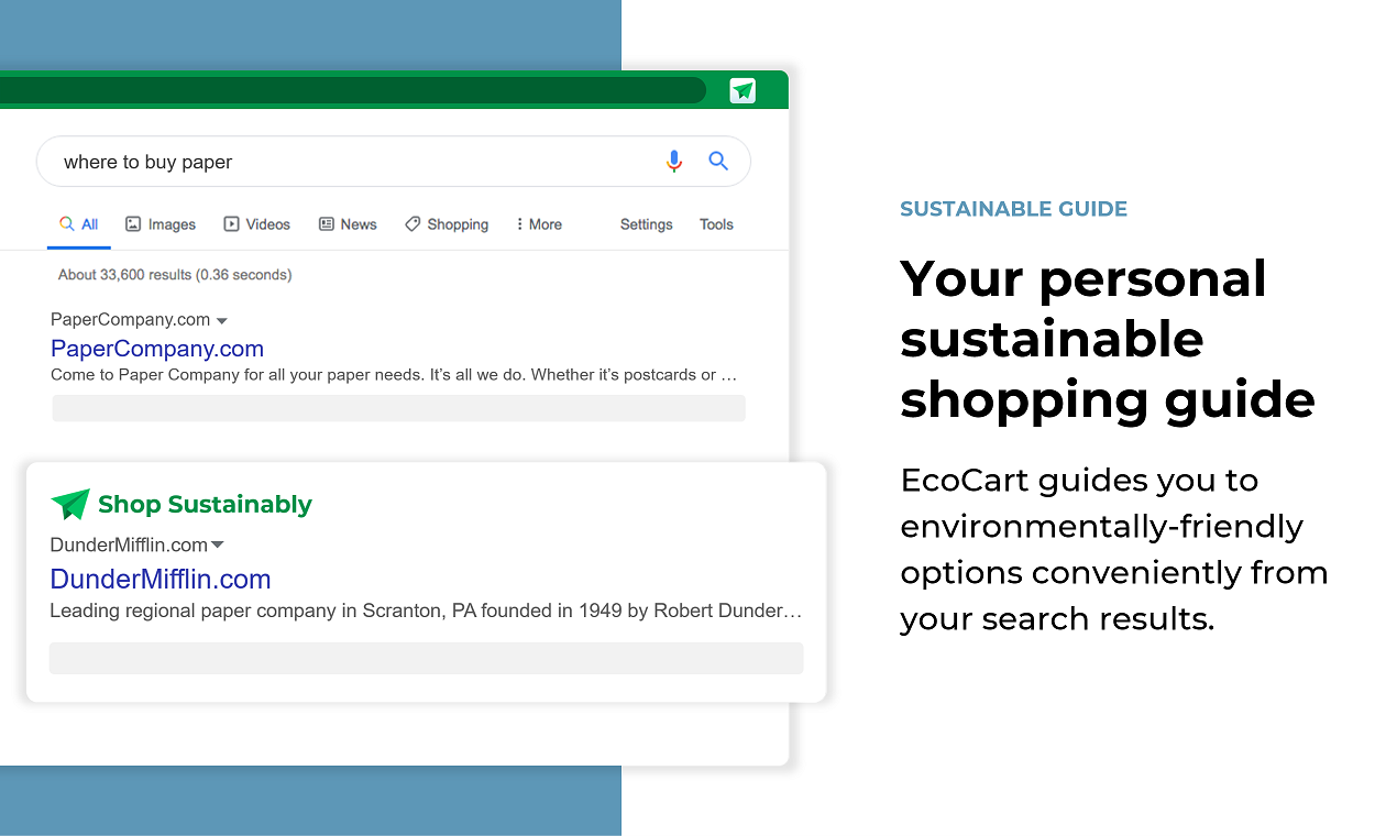 EcoCart Screenshot