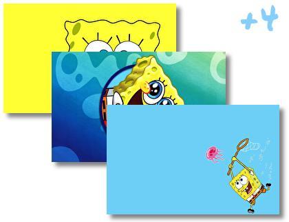Spongebob theme pack