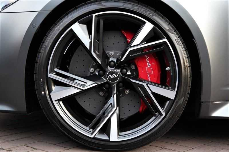 Audi RS6 AVANT EXCLUSIVE+B&O.ADVANCED+DYNAMIC-PLUS+CARBON afbeelding 7