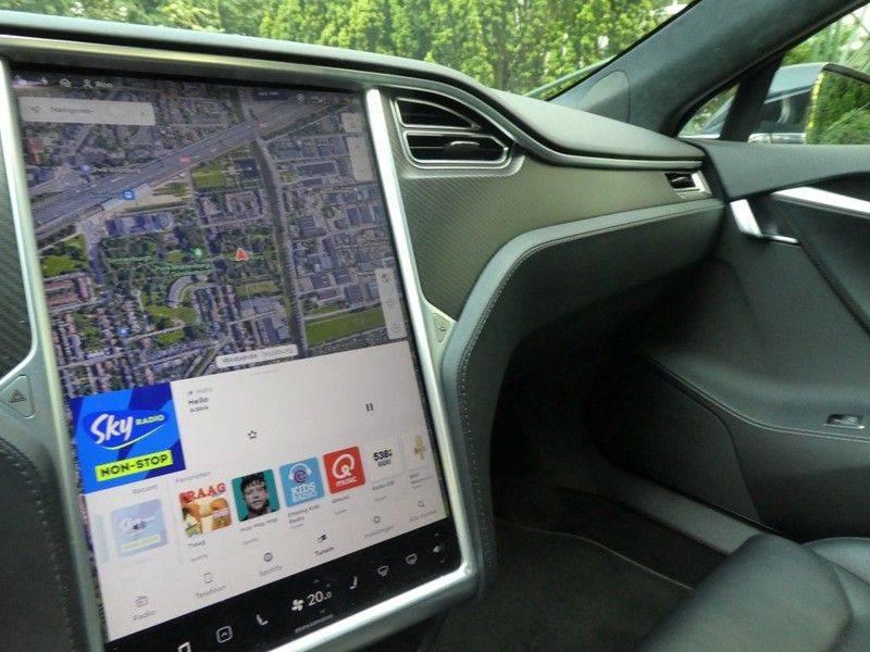 Tesla Model S 75D Base, Prijs is !! EX BTW !! afbeelding 15