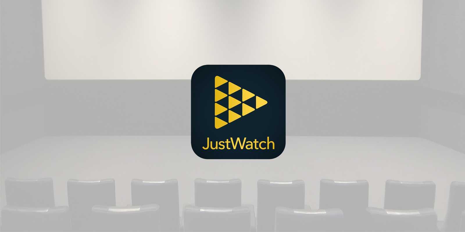 JustWatch Logo Fullscreen