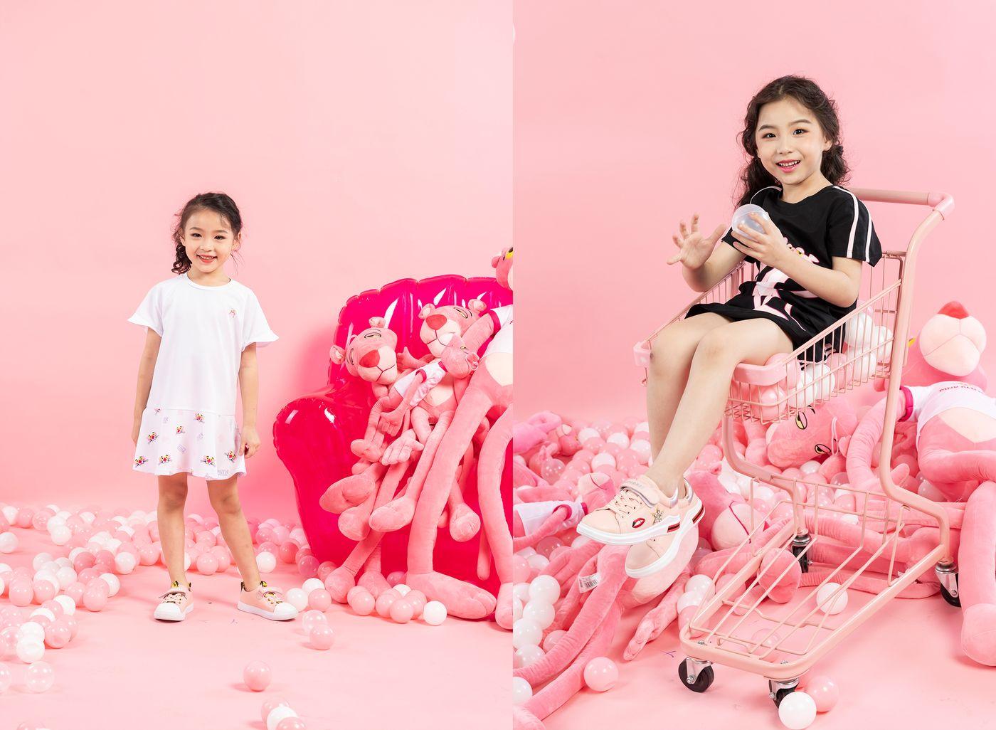 Pink Panther x Miliu