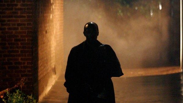 Omar stalks the backstreets of Baltimore
