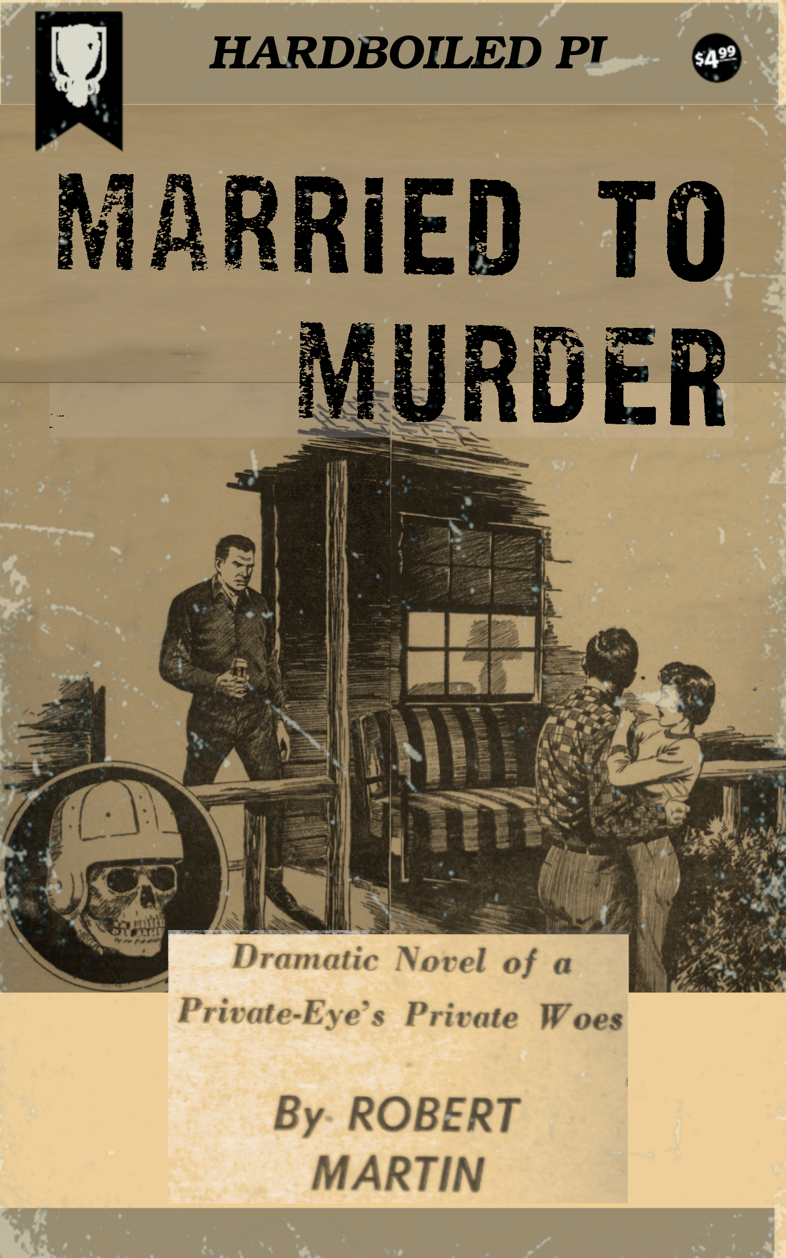 Married to Murder by Robert Martin