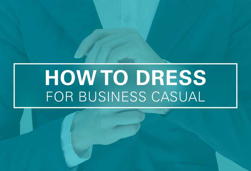 What Not to Wear in a Business Casual Office