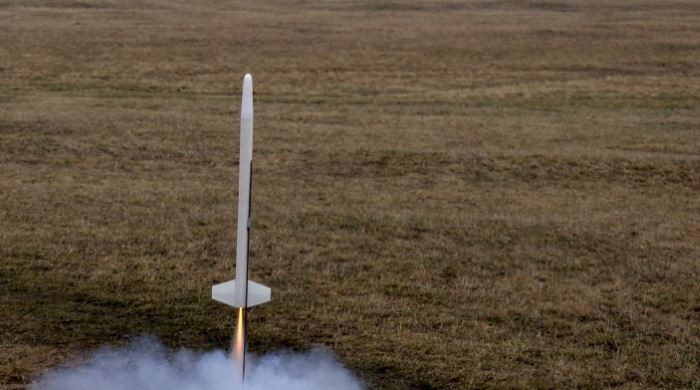 Image about Model rocketry