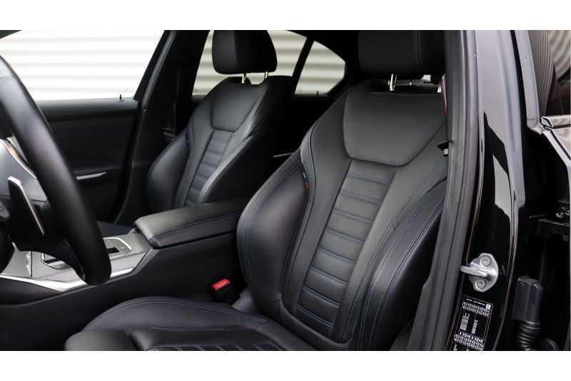 BMW 3 Serie 330i High Executive M-Sport Leder, Schuifdak, Harman/Kardon afbeelding 11