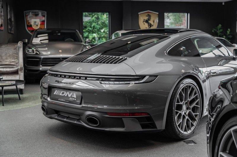 Porsche 911 992 4S Coupe Sport Design Pakket PDCC Ventilatie Pano ACC Surround Camera Achteras besturing 992 Carrera 4 S Vol afbeelding 14