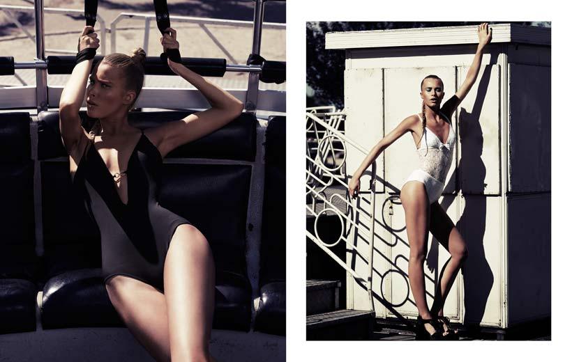 Elisabetta Cavatorta Stylist - Swimsuit - Sven Baenziger - Grazia