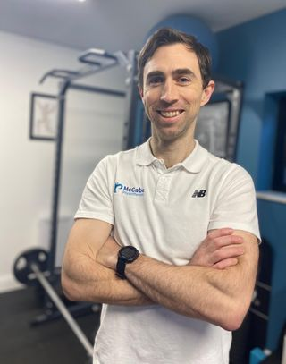 Photo of Rob McCabe, McCabe Physiotherapy