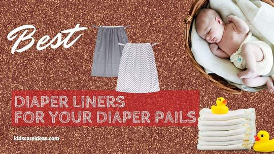 10 Best Diaper Pail Liners for Cloth Diapers [2021]-( ͡° ͜ʖ ͡°) - Featured image