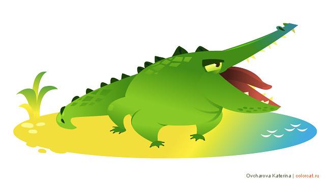 Крокодил крокодилкин
