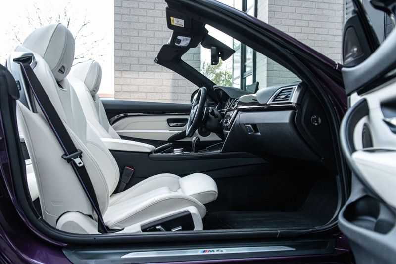 BMW M4 Cabrio Competition, DCT, 450 PK, Harman/Kardon, LED. Comfort/Toegang, Surround View, DAB, Head/Up, 9500KM!! afbeelding 2