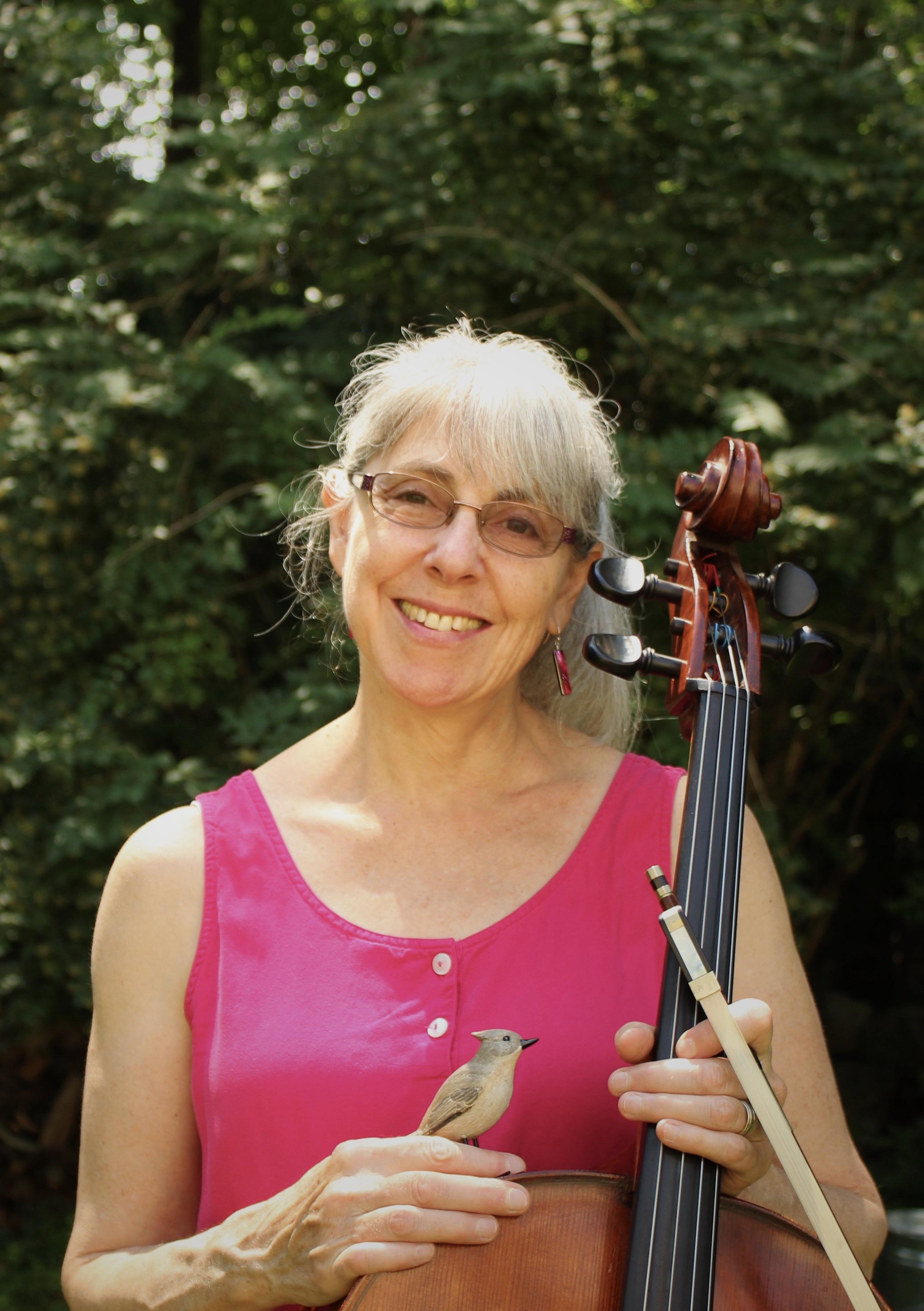 Portrait of Judith Glixon