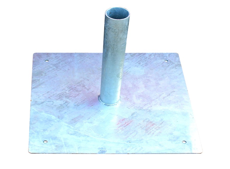 Guardian Goal Post Steel Base