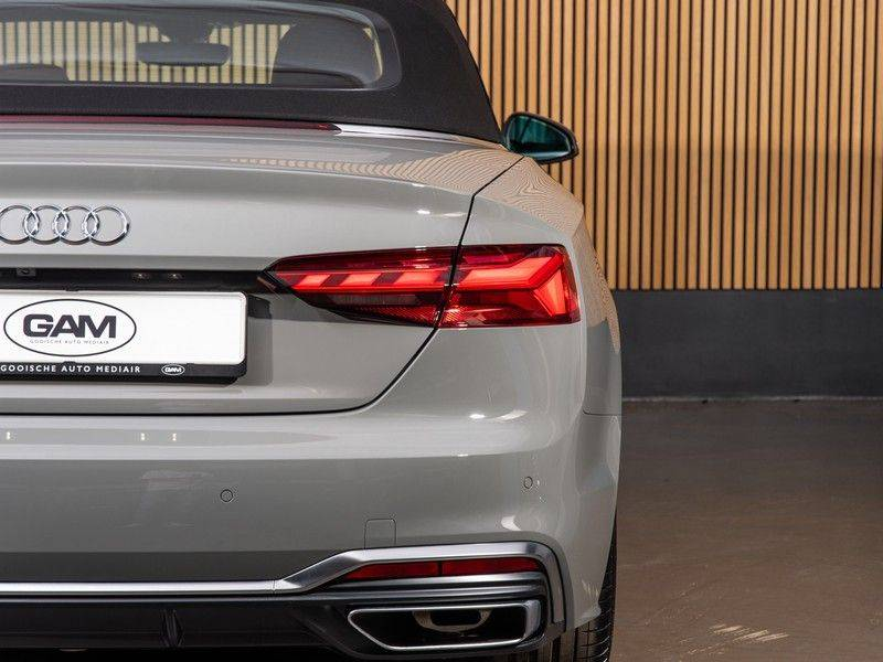 Audi A5 Cabriolet 40 TFSI Aut. S-LINE afbeelding 7