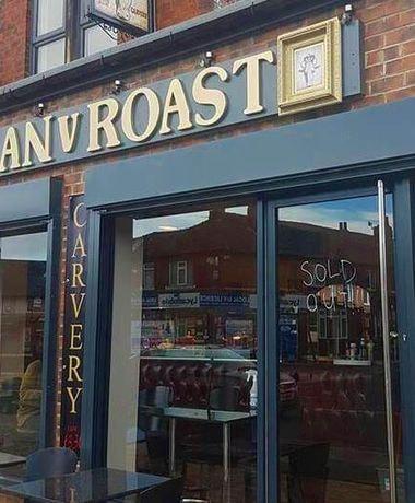 ManVRoast shopfront