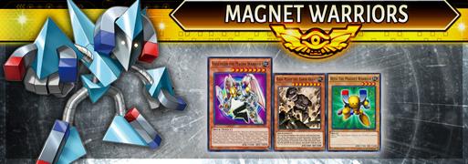 Introduction to Magnet Warriors | YuGiOh! Duel Links Meta