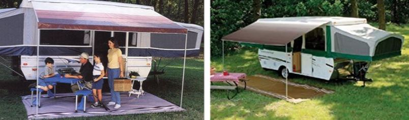 Dometic 944NS11.FJ1 Camping Trailer Awning