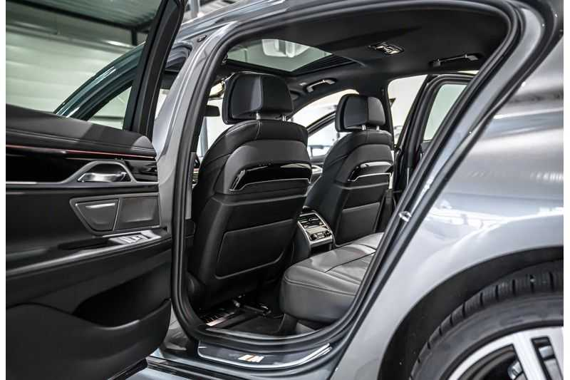 BMW 7 Serie 740e iPerformance M sport | €49.000,- Ex BTW| NP€135.000,-| Massagestoelen | Soft close | 20 inch | Surround view | Harman kardon afbeelding 18