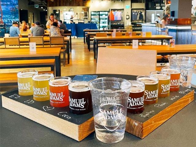 Samuel Adams Brewery / Boston Beer Company in Boston, MA