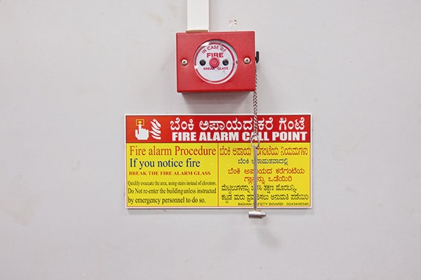 PMPL - Fire Alarm System
