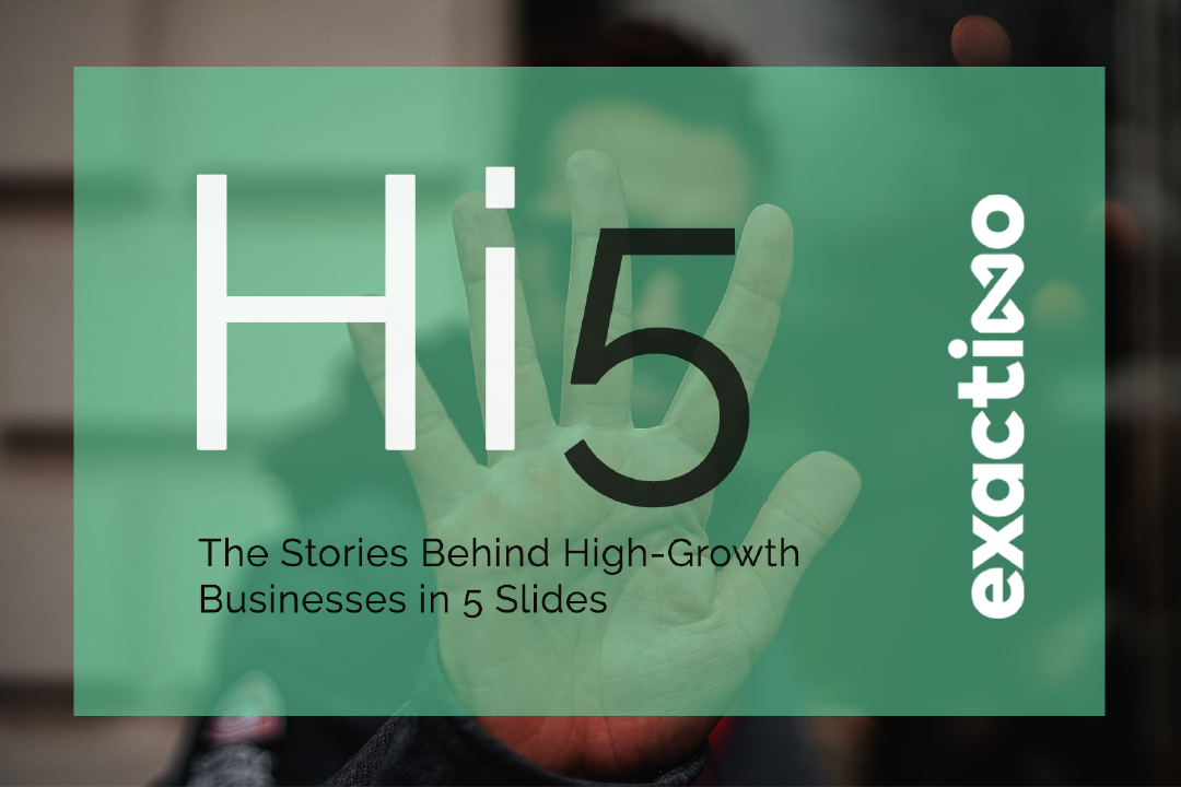 Hi5:The Stories Behind High-Growth Businesses in 5 Slides