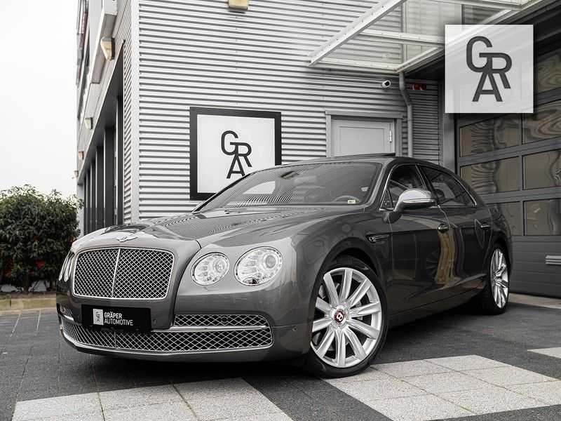Bentley Flying Spur 6.0 W12 afbeelding 1