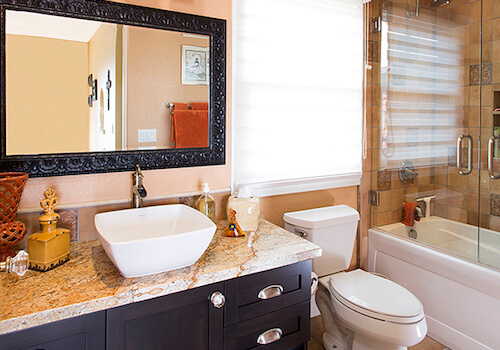 Custom Bath Remodel gallery image