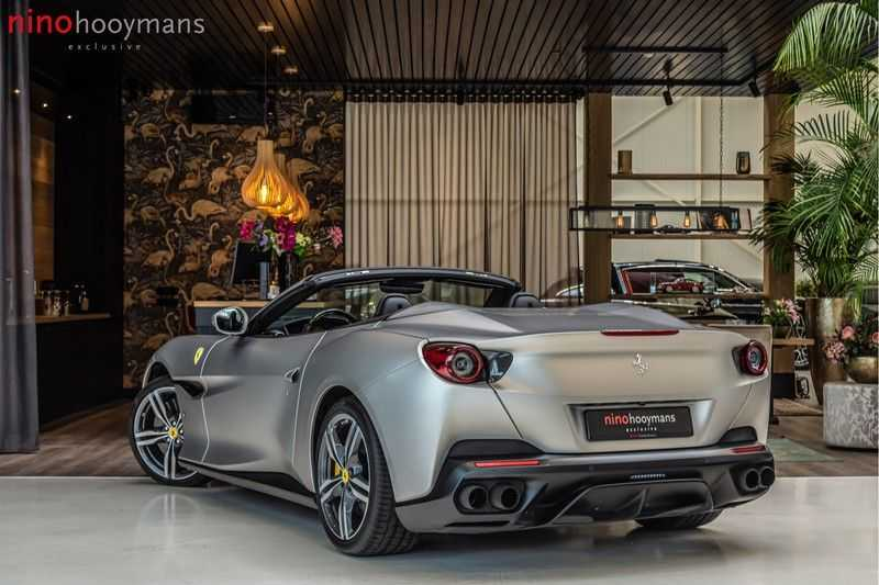 Ferrari Portofino 3.9 V8 HELE | Carbon | Alcantara | Homelink | Camera | afbeelding 7