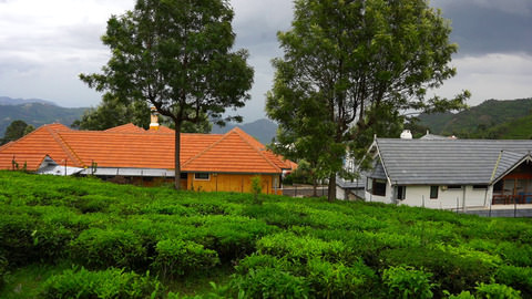 Plot 99 Serenitea - View towards Coimbatore valley