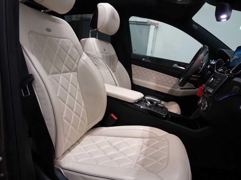 Mercedes-Benz GLE Coupé 43 AMG 4MATIC Bi-Turbo 391pk Autom Panodak, Designo Leer, B&O, Full! afbeelding 25
