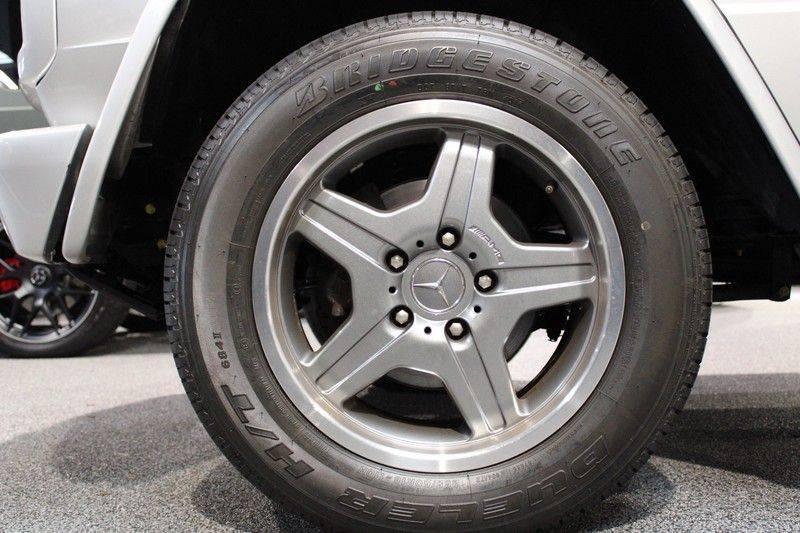 Mercedes-Benz G-Klasse 500 fabrieks 55-uitgev. Youngtimer aut. 7-zits afbeelding 22